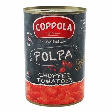 Tomato Chopped (Coppola) 400g